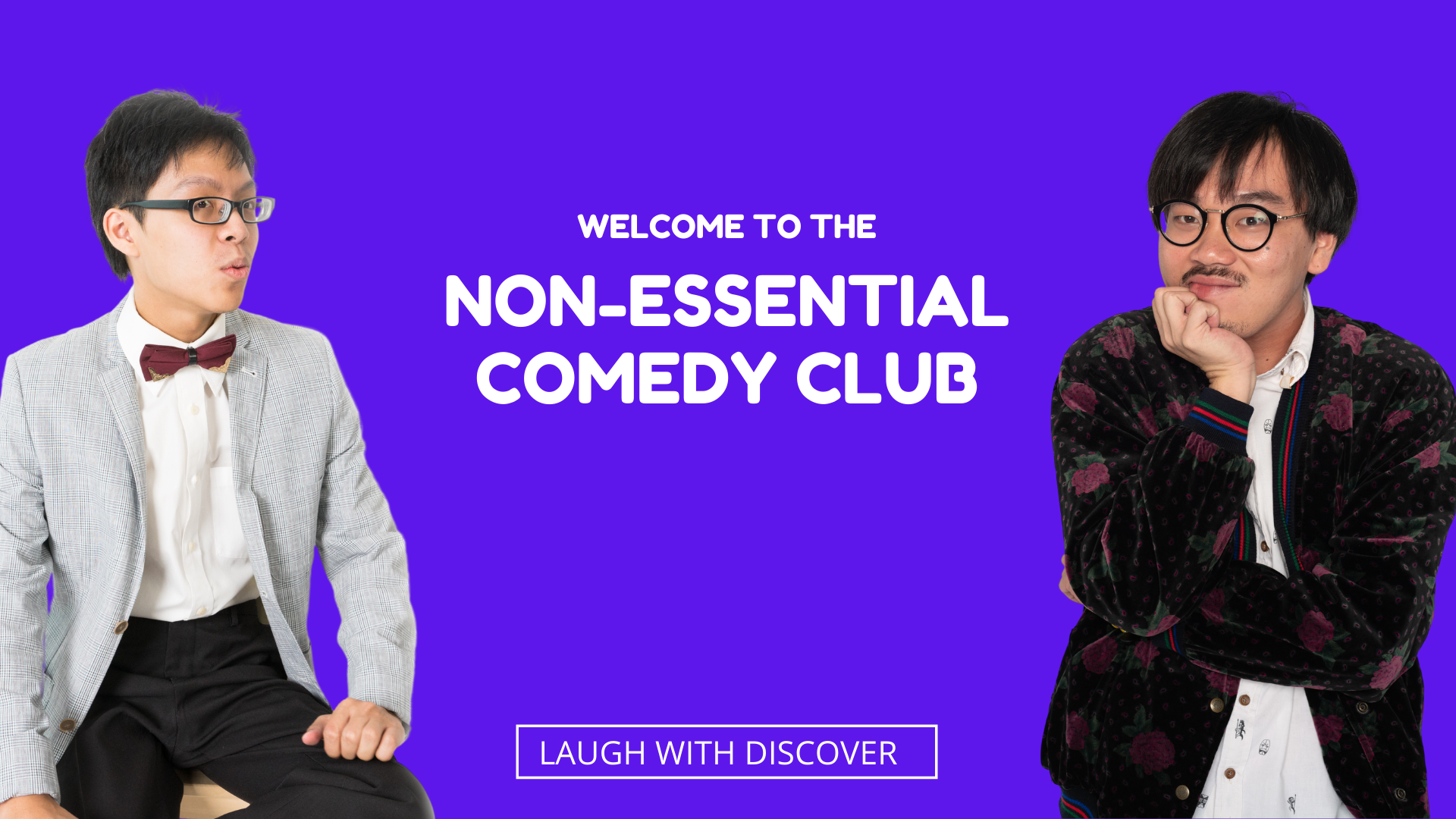 "Life as a ""Non-Essential"" Comedian"