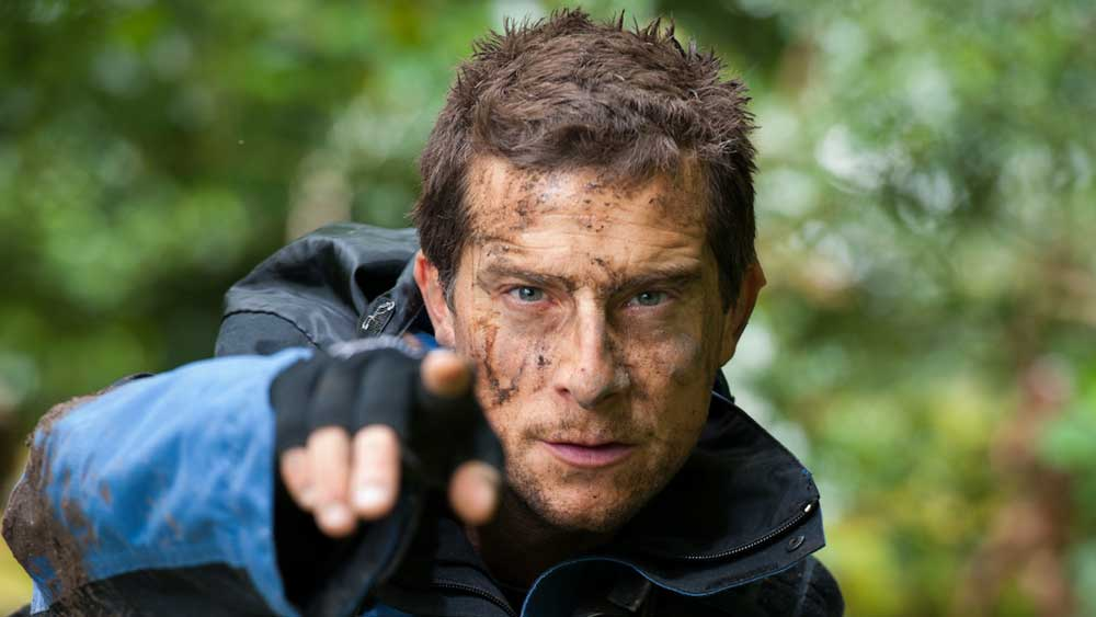 I Played As Bear Grylls On Netflix & Survived The Wild